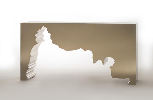 , 'Silhouette de la Garonne,' 2014, Thomas Riley Studio