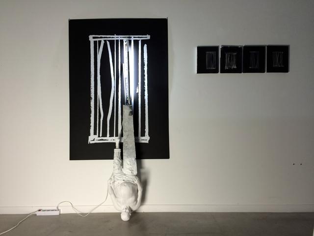 Bernardí Roig, 'NO / Escape (the figure)', 2015, Galerie Klüser