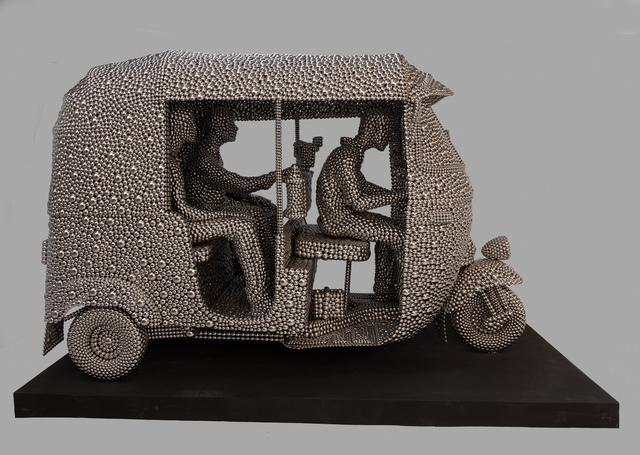 , 'Auto-Rickshaw,' 2015, Opera Gallery