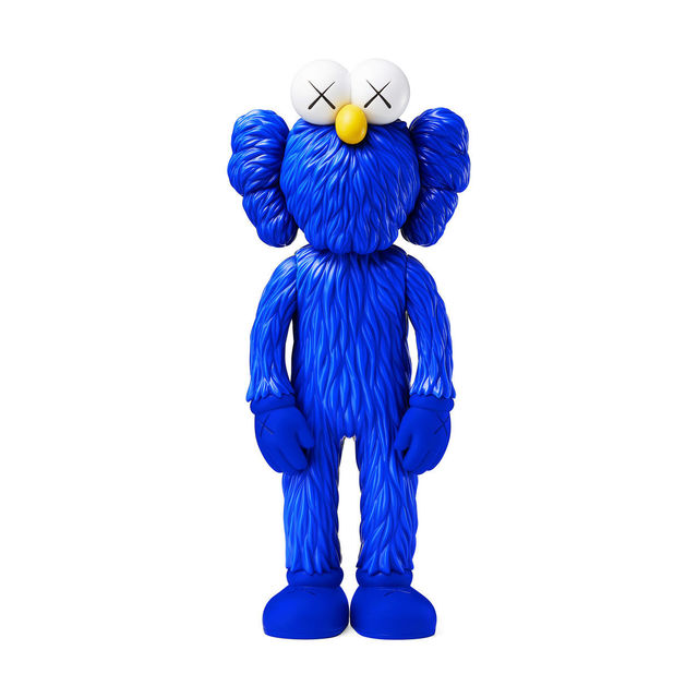 KAWS, 'KAWS BFF MoMA Exclusive Collectible - Blue', 2017, World of WonderMei