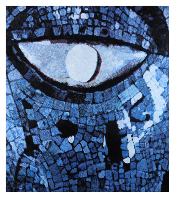 , 'Blue Eye,' 2014, American Contemporary