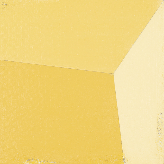 , 'Solid Yellow,' 2018, The George Gallery