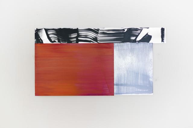, 'composite painting #35,' 2017, Galerie Floss & Schultz