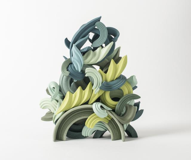 , 'Pride & Joy Green I,' 2017, Cynthia Corbett Gallery