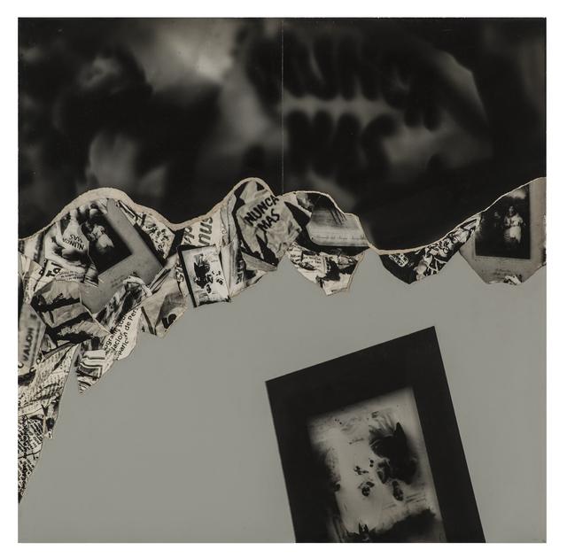 Norberto Puzzolo, 'Serie Nunca Más II', 1984, Photography, Photography Collage on hardboard, Herlitzka + Faria