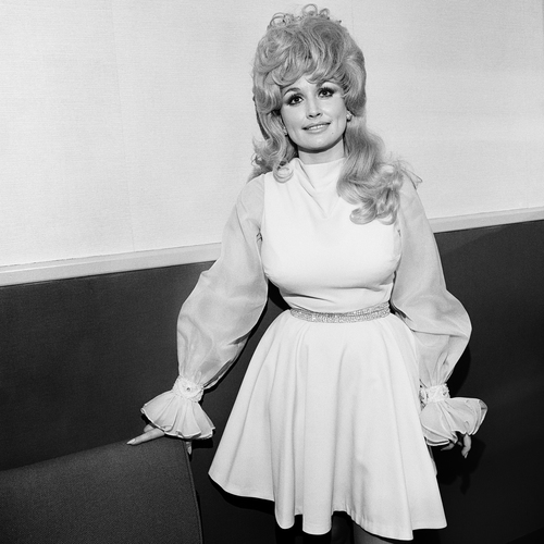 , 'Dolly Parton, Symphony Hall, Boston, MA,' 1972, Scott Nichols Gallery