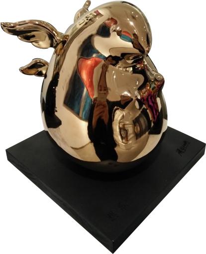 , '想飞 (玫瑰金)Wish To Fly (Rose Gold),' 2016, Art WeMe Contemporary Gallery