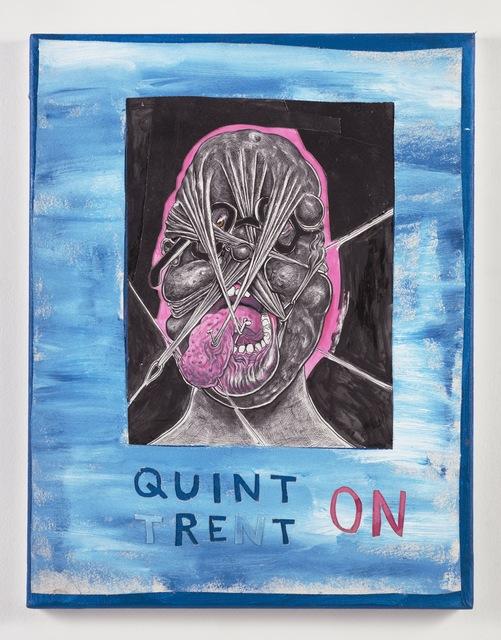 , 'Quinton Trenton,' 2016, Jessica Silverman Gallery