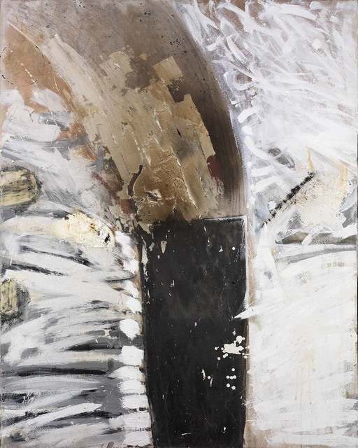 , 'Fire Painting X,' 2017-2018, Osborne Samuel