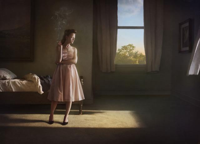 , 'Woman in Sun I,' 2012, photo-eye Gallery