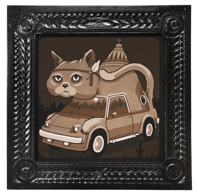, '1979 AMC Cat Van,' 2017, Jonathan LeVine Projects