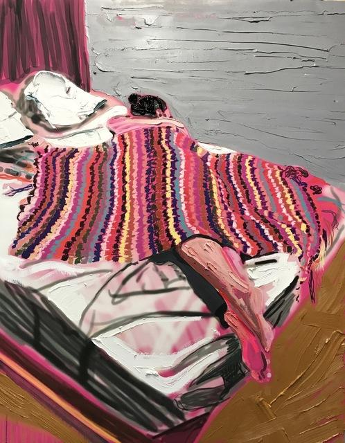 Kim Dorland, 'Blanket', 2017, Galerie Antoine Ertaskiran
