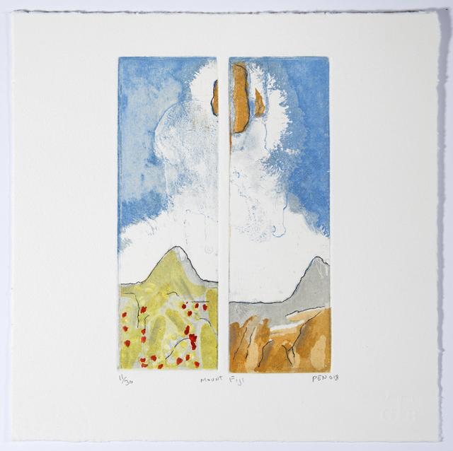 Philip Nevin, 'Mount Fiji', 2018, Eme Espacio de Arte
