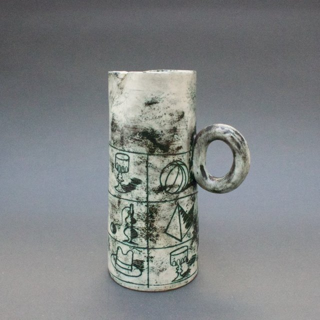 , 'Ceramic Vase,' 1950-1959, Bureau of Interior Affairs