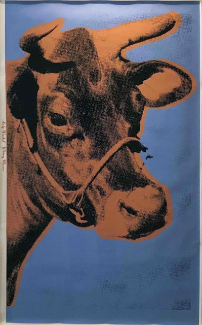 Andy Warhol, 'Cow II.11A', 1971, Hamilton-Selway Gallery Auction