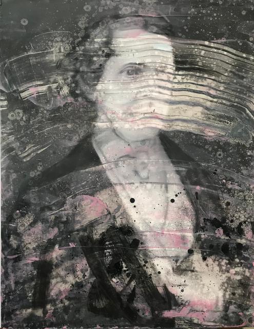 , 'Daguerréotype-90x70cm-001,' 2019, Galerie Bertrand Gillig