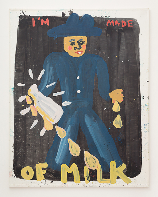 , 'I'm Made Of Milk,' 2017, Horton Gallery