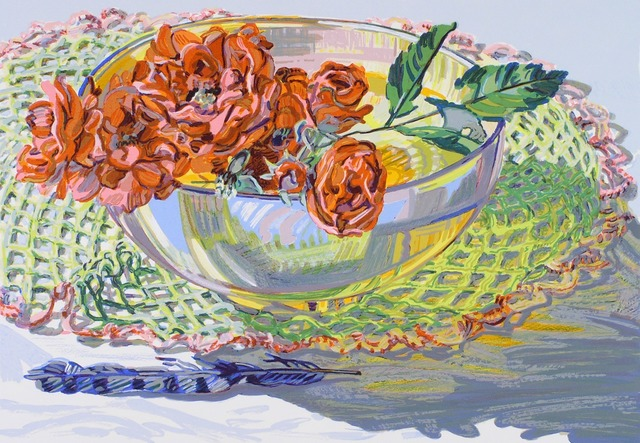 , 'Rose Bowl,' 1992, Stewart & Stewart