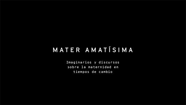 , 'Mater amatísima, ,' 2017, Rosa.Santos