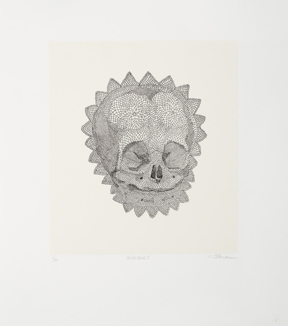 , 'Child Skull I,' 2012, Goodman Gallery