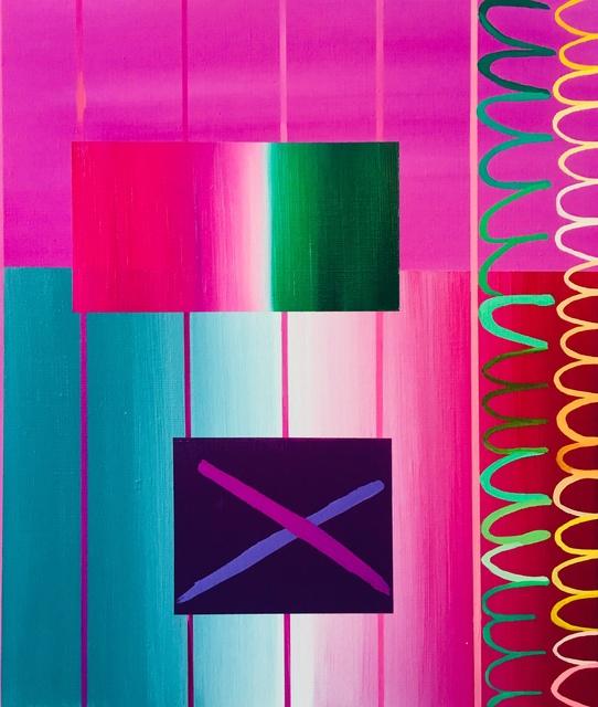 , 'Electric wind,' 2018, Galería Karen Huber