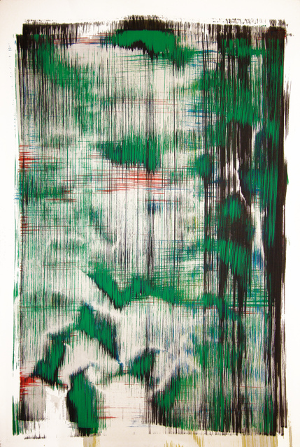 Sergio Barrera, 'Antigesture (rhizomes). P17', 2018, SET ESPAI D'ART