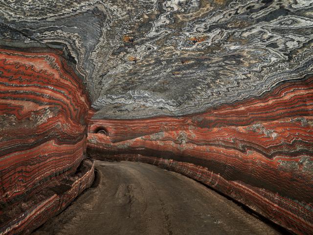 , 'Uralkali Potash Mine #2, Berezniki, Russia,' 2017, Nicholas Metivier Gallery