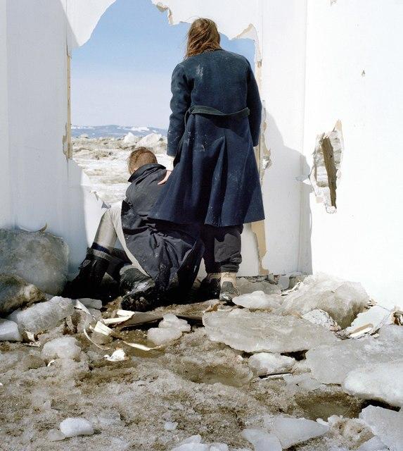 , '#2 de la suite brise glace,' 2016, galerie antoine ertaskiran