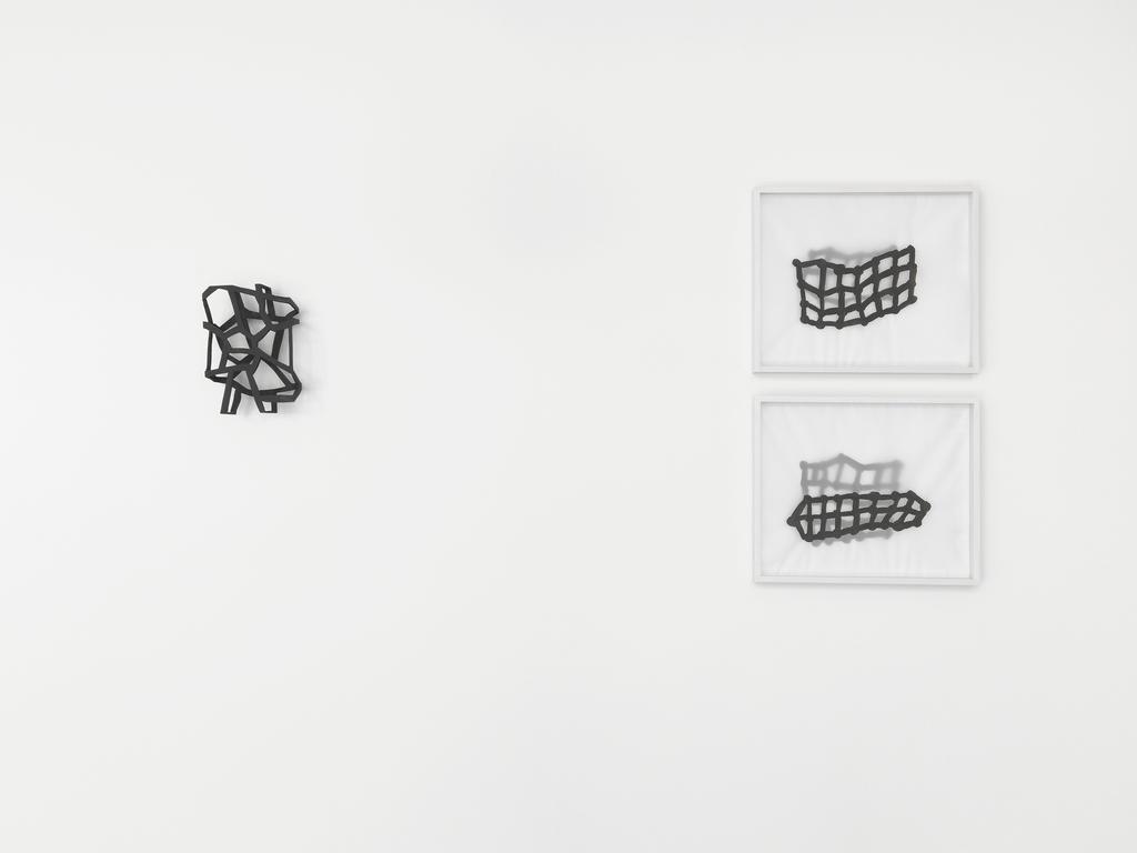 Susan Hefuna : Gebilde, Installation View 4