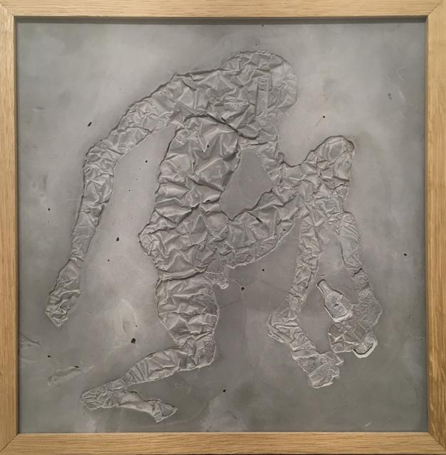 , 'Figure (gray),' 2019, Deep Space Gallery