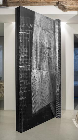 , ' Amorfosis 000. Configuración 1,' 2016, Galeria Senda