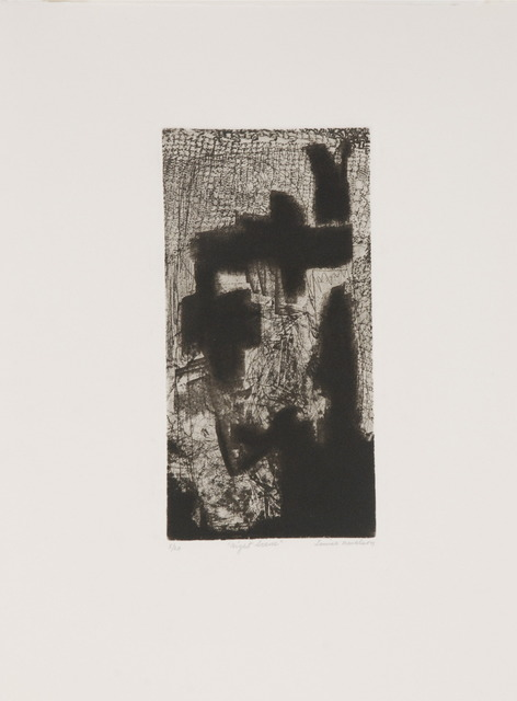, 'Night Scene,' 1965-1966, Sragow Gallery