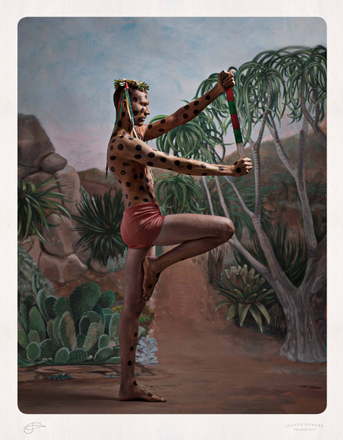 , 'Jaguar Hombre,' 2012, THIS IS NO FANTASY + Dianne Tanzer Gallery