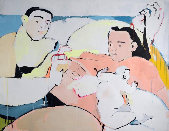 , 'Cala Break,' 2018, Kristin Hjellegjerde Gallery