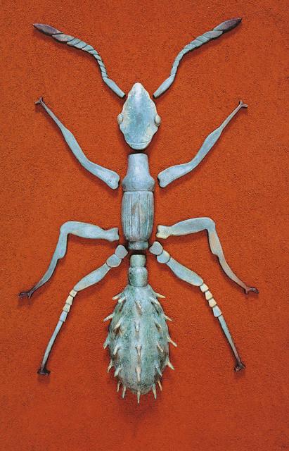 , 'Ant,' 1996, Galerie Bei Der Albertina Zetter