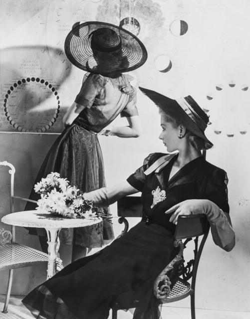 Horst P. Horst, 'Summer Hats, Fonssagrives (Lisa) & Lane', 1940, Forum Auctions