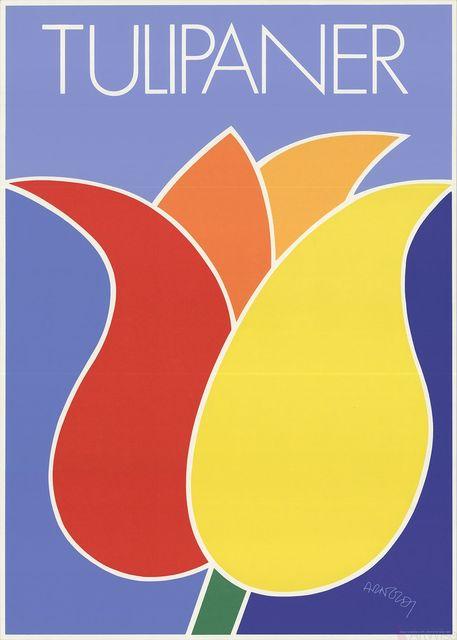 , 'Tulipaner,' , ArtWise