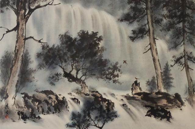 , 'Sichuan Landscape 九寨溝 ,' 2014, Our Gallery