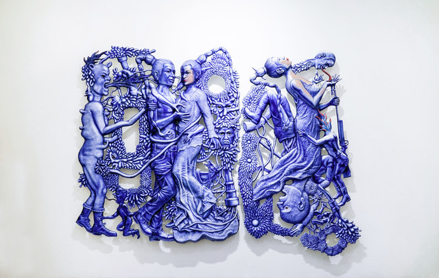 , 'Recalling Home,' 2018, Mizuma Art Gallery