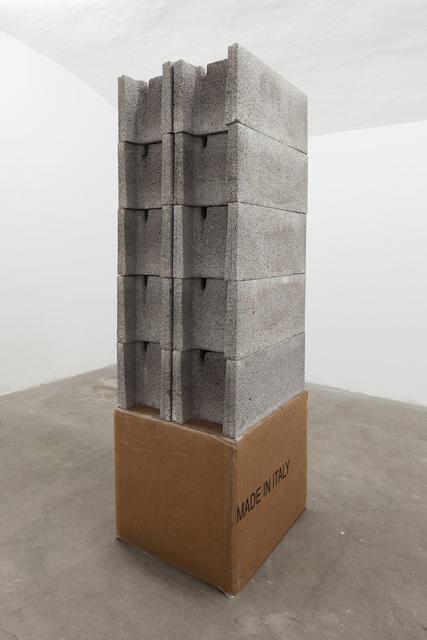 , 'Assombração,' 2014, Galleria Continua