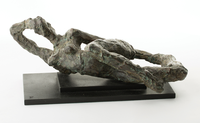 Ivor Abrahams, 'Reclining Figure', 1986, The Mayor Gallery