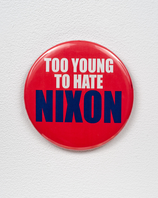 , 'Too Young to Hate Nixon,' c. 2015, Fleisher/Ollman