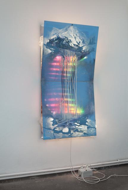 , 'Water Circle ,' 2017, Galerie Sabine Knust