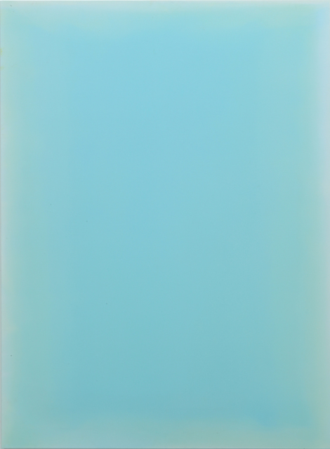 , 'Breathing Light-Jade Green,' 2017, Leeahn Gallery