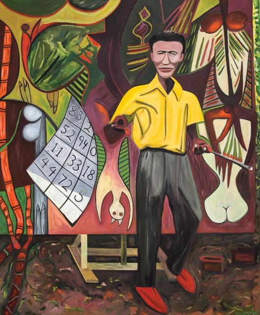 , 'Euforia: Partida ,' 1994, Gary Nader