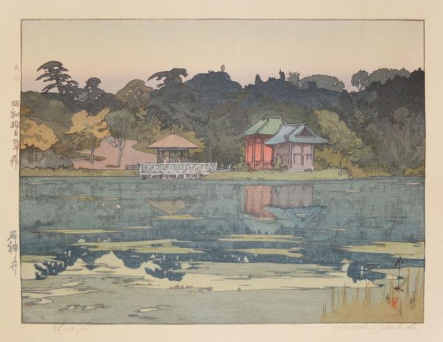 , 'Shakujii,' 1937, Ronin Gallery