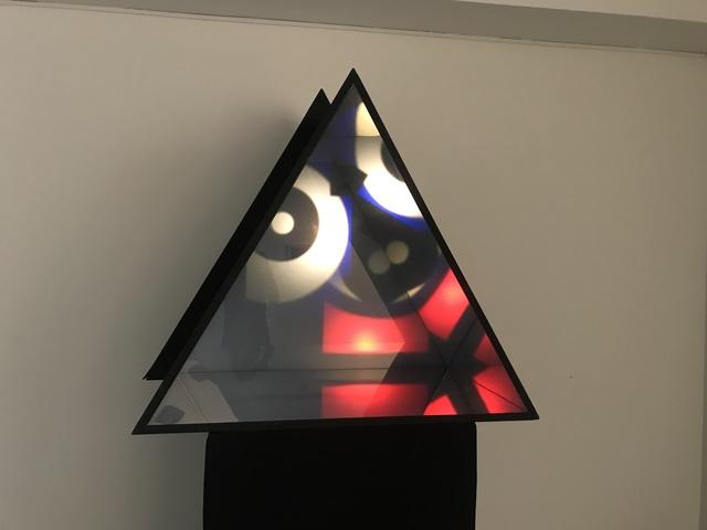 , 'Miniprisme,' 1965-2017, Maddox Arts