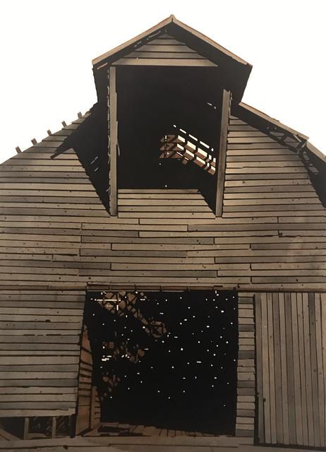 , 'Washington County Barn,' 2017, Friesen Gallery
