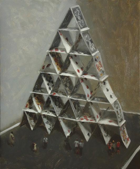 , 'Monument,' 2018, KIRK Gallery