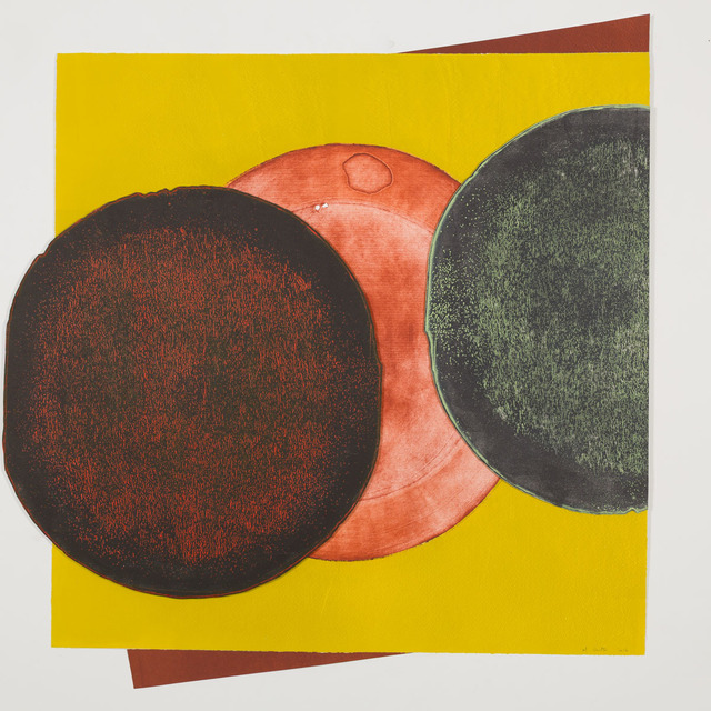, 'Untitled (Eclipse Suite), ed. 3,' 2016, October Gallery